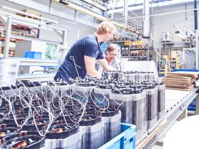 Lenze start met implementatie Strategy 2020+